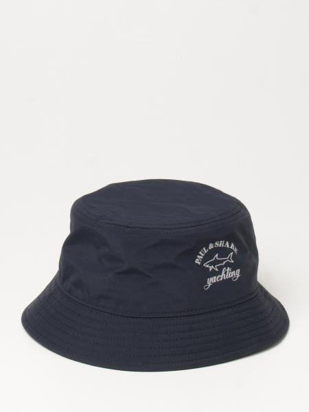 Cappello da pescatore Paul & Shark con logo