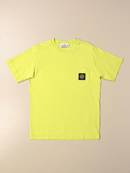 T恤 儿童 Stone Island Junior