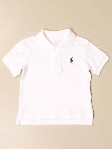Polo Polo Ralph Lauren Infant con logo