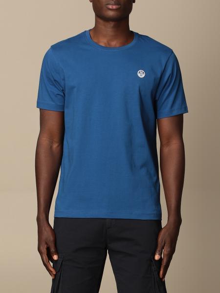 T-shirt North Sails in cotone con logo