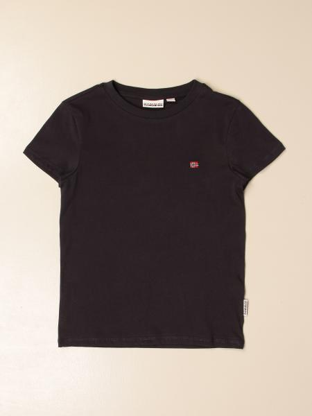 Napapijri T-shirt with mini logo