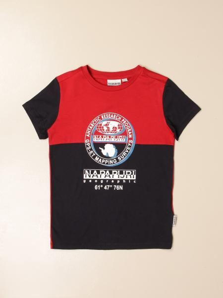 Napapijri T-shirt with logo
