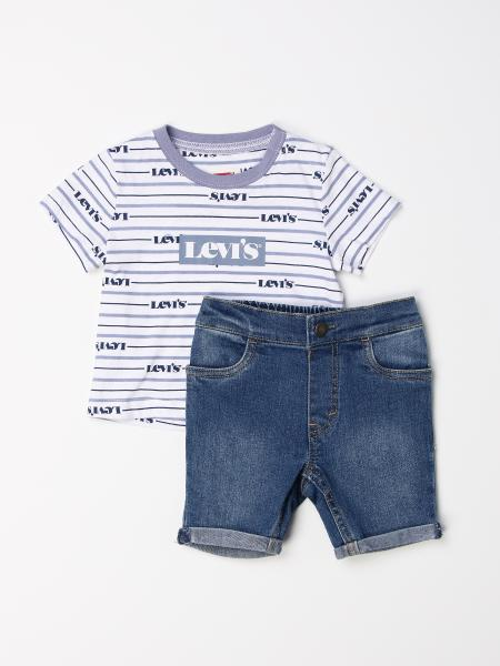 Completo t-shirt + jeans Levi's