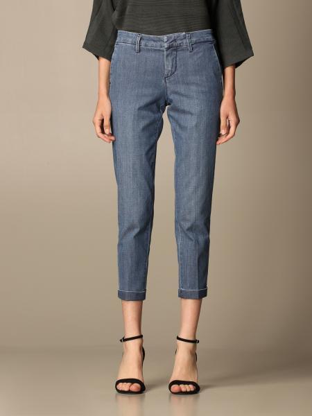 Fay women: Slim fit Fay jeans