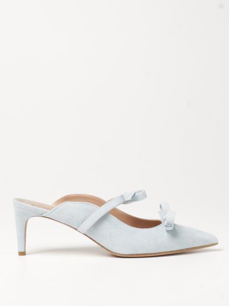 Flache sandalen damen Red(v)