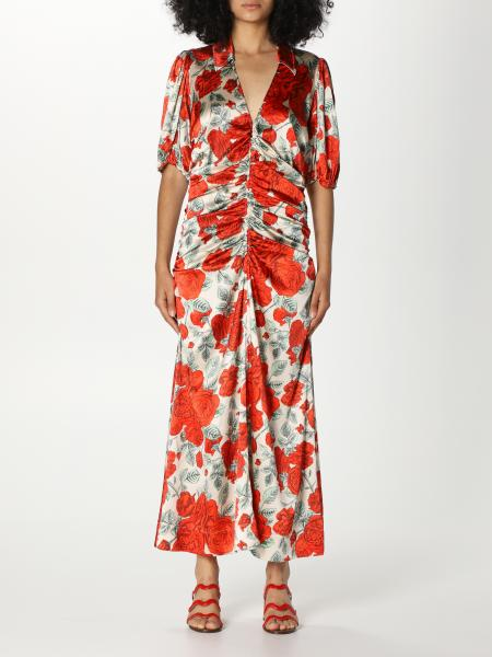 Kleid damen Ganni