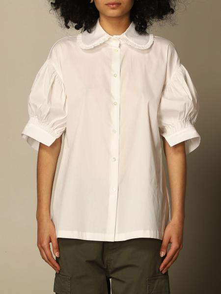 Semicouture für Damen: Hemdbluse damen Semicouture