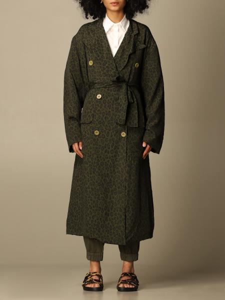 Semicouture für Damen: Mantel damen Semicouture