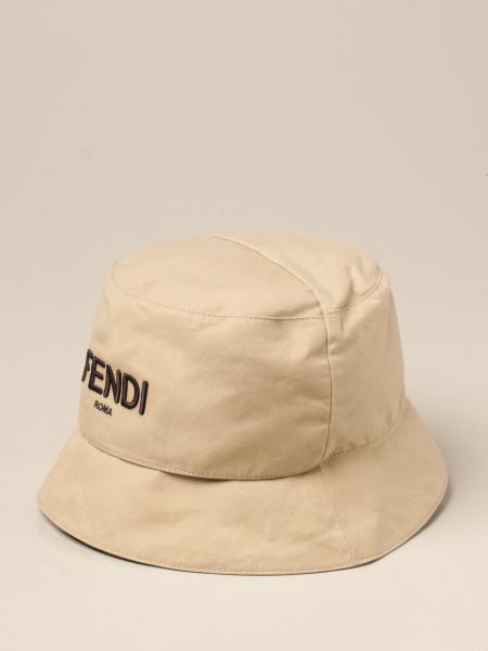Cappello da pescatore Fendi reversibile