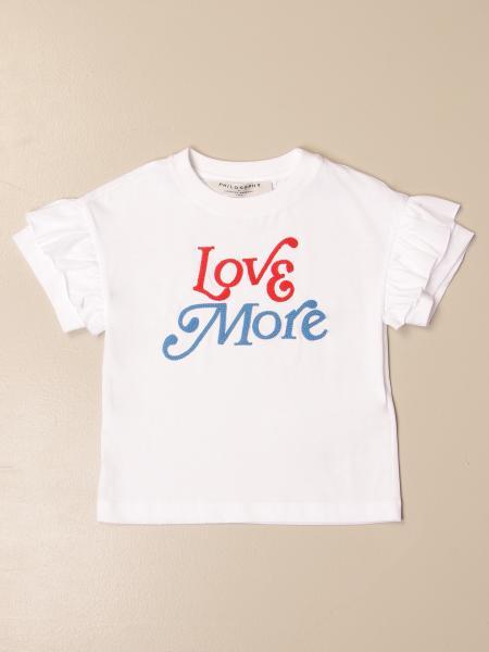 Philosophy Di Lorenzo Serafini T-shirt with love more print