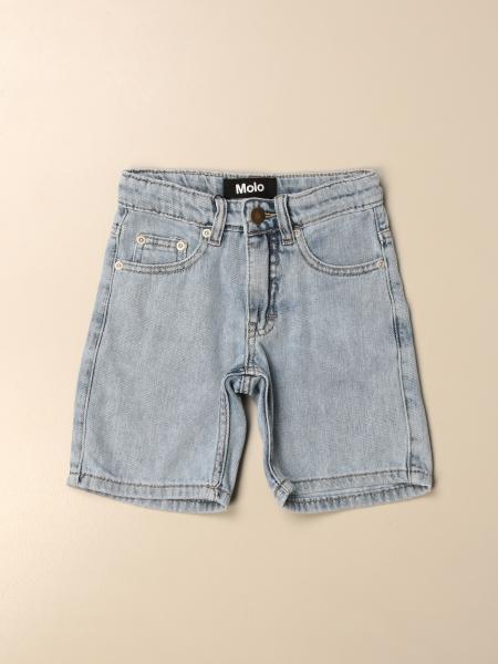 Pantaloncino di jeans Molo a 5 tasche