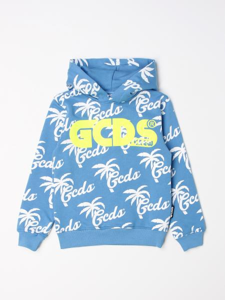 Gcds: Gcds hoodie with all over logo