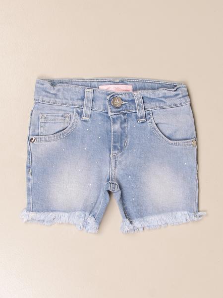 Pantaloncino di jeans Miss Blumarine