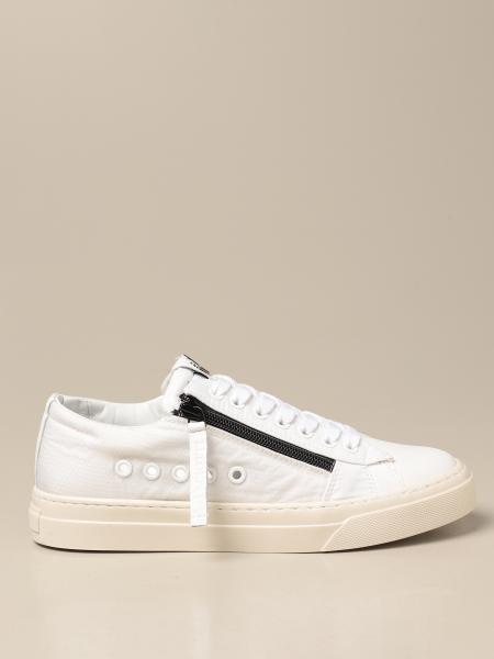 Paciotti 4Us: Sneakers Paciotti 4US in nylon e pelle