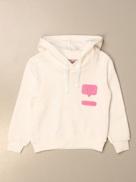 Chiara Ferragni hoodie with logo