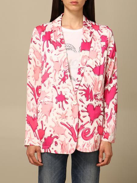 Love Moschino printed jacket