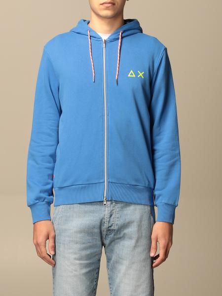 Sweatshirt men Sun 68