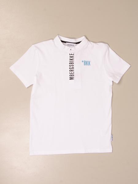 Bikkembergs: Bikkembergs polo shirt with logo
