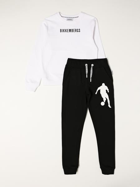 Completo felpa + pantalone jogging Bikkembergs