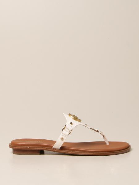 Michael Kors für Damen: Flache sandalen damen Michael Michael Kors