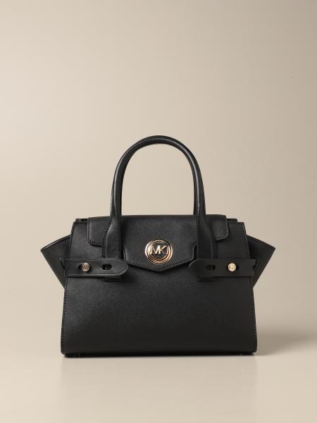 Michael Kors women: Carmen Michael Michael Kors bag in saffiano leather