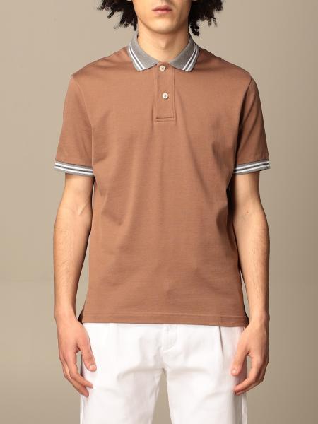 Polo shirt men Eleventy