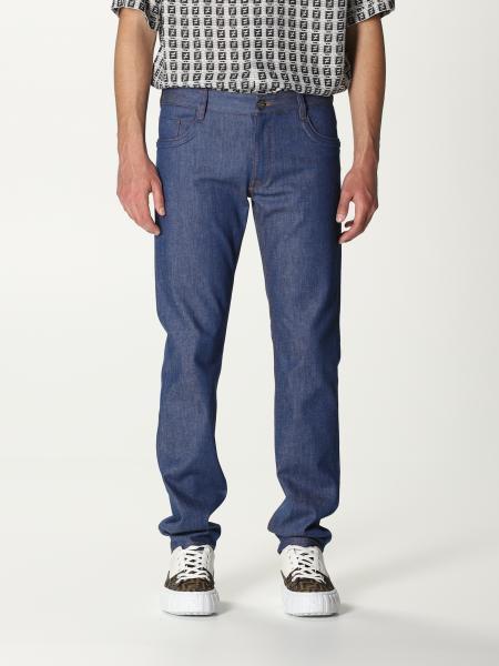 Jeans homme Fendi
