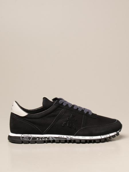 Premiata leather sneakers