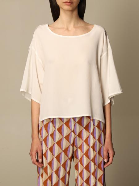 Maliparmi: Camiseta mujer Maliparmi