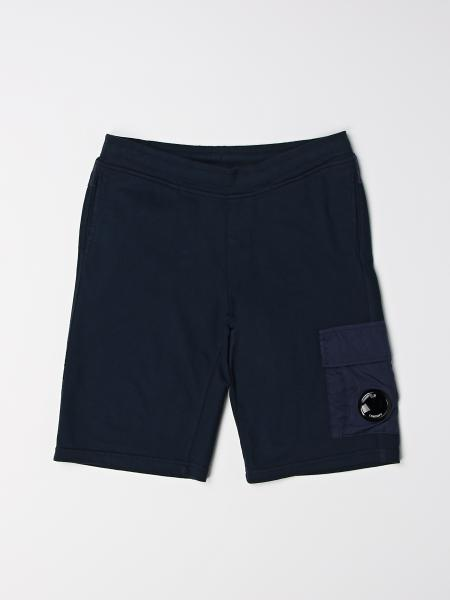 Pantaloncino jogging C.p. Company con lente