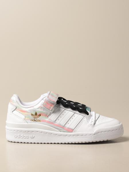 Forum Adidas Originals sneakers in leather