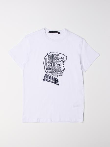 Jeckerson: Jeckerson T-shirt with front print