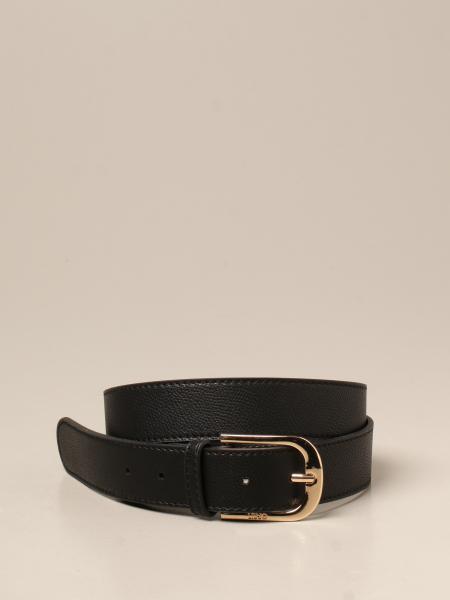 Liu Jo women: Liu Jo belt in grained synthetic leather