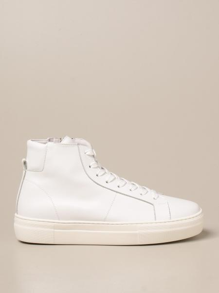 Low Brand: Low Brand leather sneakers