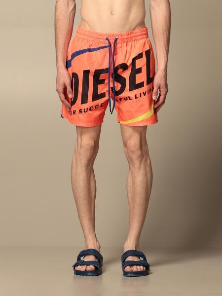 Costume a boxer Diesel con big logo