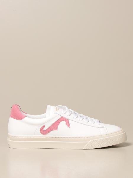 Paciotti 4Us: Sneakers Paciotti 4US in pelle