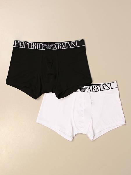 Short men Emporio Armani