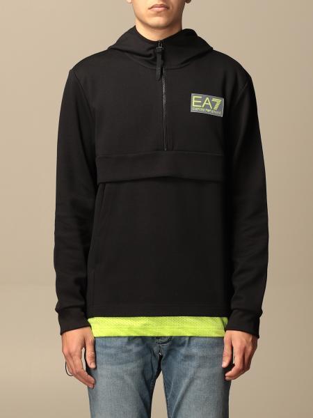Ea7: Sweatshirt herren Ea7