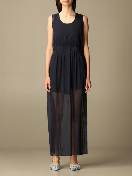 Armani Exchange: 连衣裙 女士 Armani Exchange