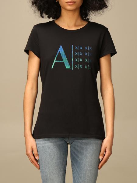 Armani Exchange: T恤 女士 Armani Exchange