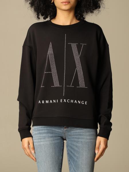Sweat-shirt femme Armani Exchange