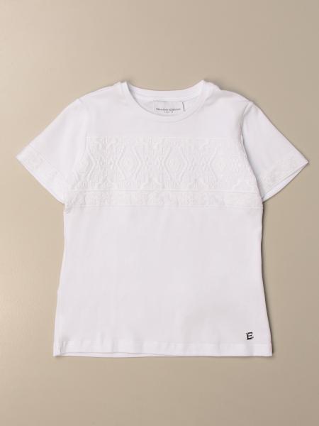 T-shirt kinder Ermanno Scervino