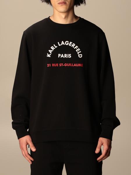 Karl Lagerfeld: Sudadera hombre Karl Lagerfeld