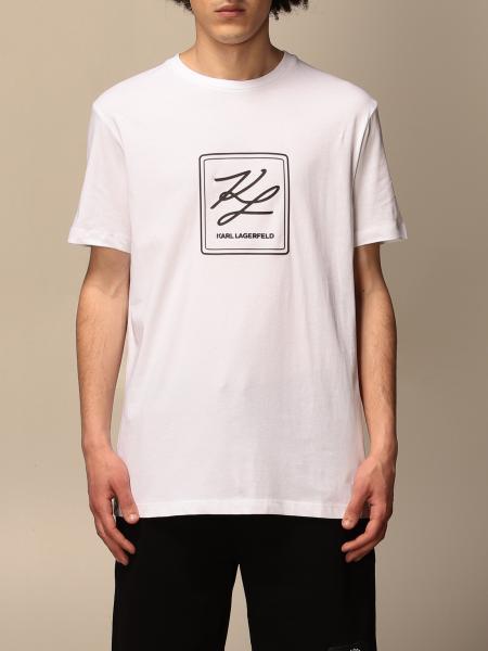 Camiseta hombre Karl Lagerfeld