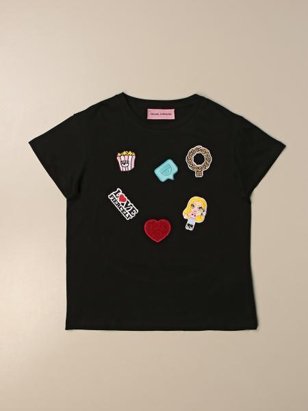 Converse Limited Edition: T-shirt kinder Converse X Chiara Ferragni