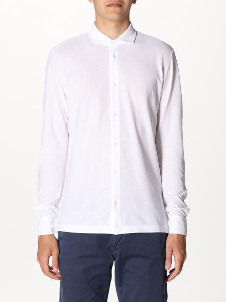 Camisa hombre Zanone