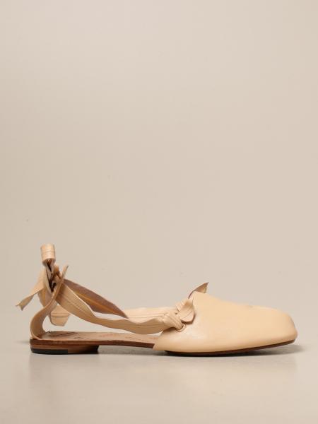 Flache sandalen damen Maison Margiela