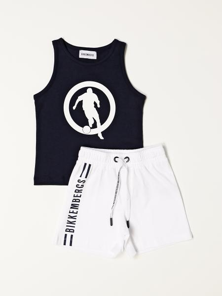 Clothing set kids Bikkembergs