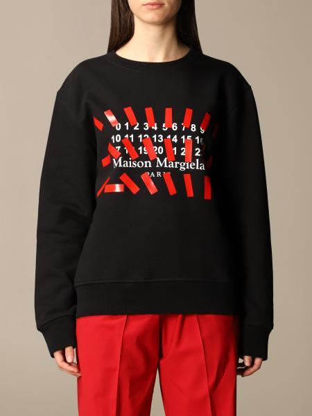 Maison Margiela: Sweatshirt damen Maison Margiela