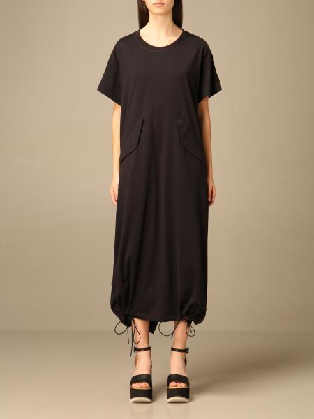 Y-3: Платье Женское Y-3
